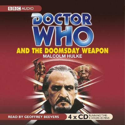 """Doctor Who"" and the Doomsday Weapon - Malcolm Hulke"