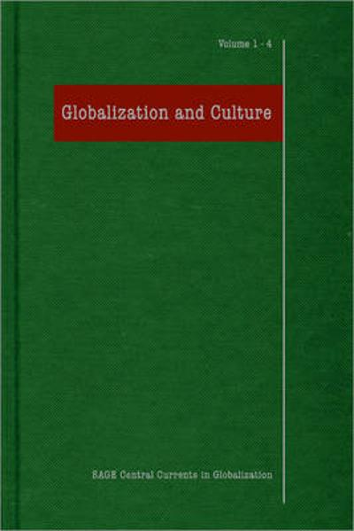 Globalization and Culture - Paul James