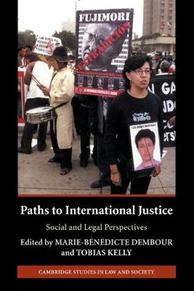 Paths to International Justice - Marie-Benedicte Dembour