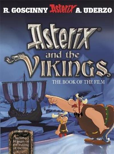 Asterix: Asterix and the Vikings - Rene Goscinny