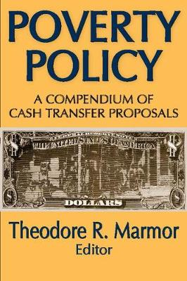 Poverty Policy - Theodore R. Marmor
