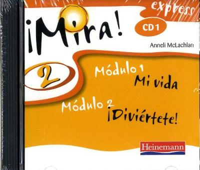 Mira Express 2 Audio CDs Pack of 3 - Anneli Mclachlan
