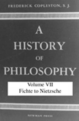 A History of Philosophy - Frederick Charles Copleston