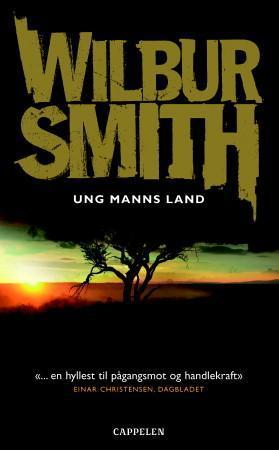 Ung manns land - Wilbur Smith