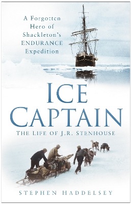 Ice Captain - Stephen Haddelsey