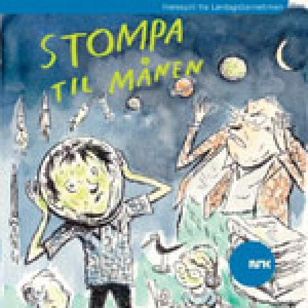 Stompa til månen - Anthony Buckeridge