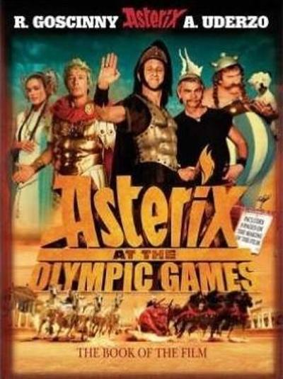 Asterix: Asterix at the Olympic Games - Rene Goscinny
