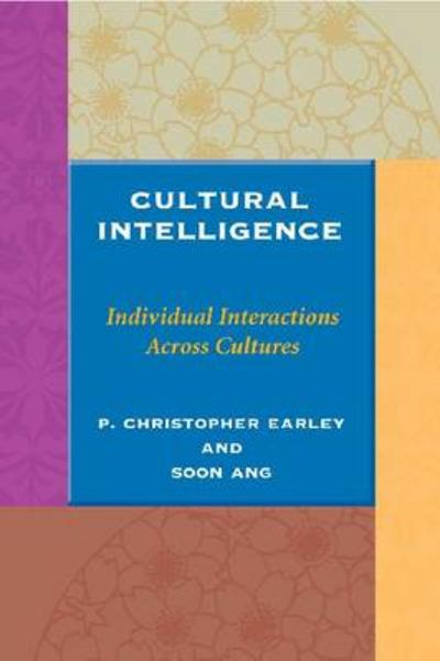 Cultural Intelligence - P. Christopher Earley