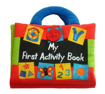 My First Activity Book - Tango Books