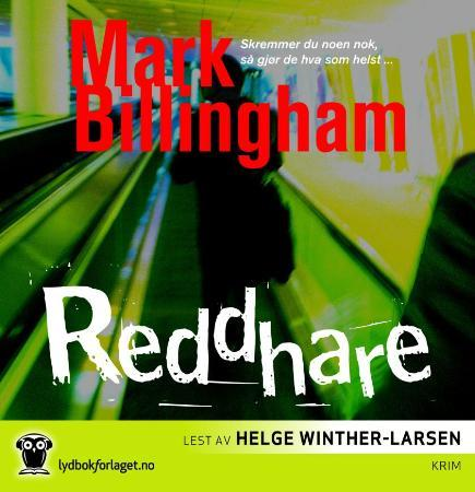 Reddhare - Mark Billingham