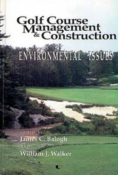 Golf Course Management & Construction - James C. Balogh
