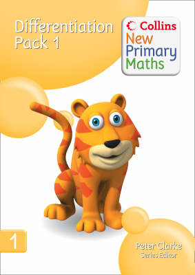 Differentiation Pack 1 - Peter Clarke