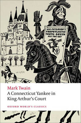 A Connecticut Yankee in King Arthur's Court - Mark, Twain