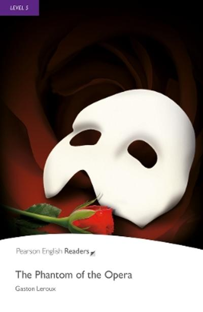 Level 5: The Phantom of the Opera - Gaston Leroux