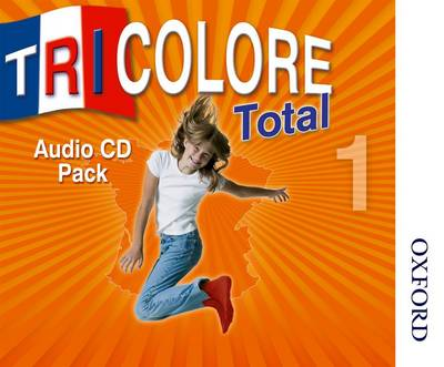 Tricolore Total 1 Audio CD pack - S Honnor