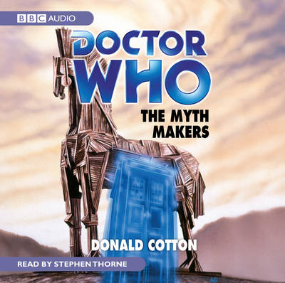 """Doctor Who"" - The Myth Makers - Donald Cotton"