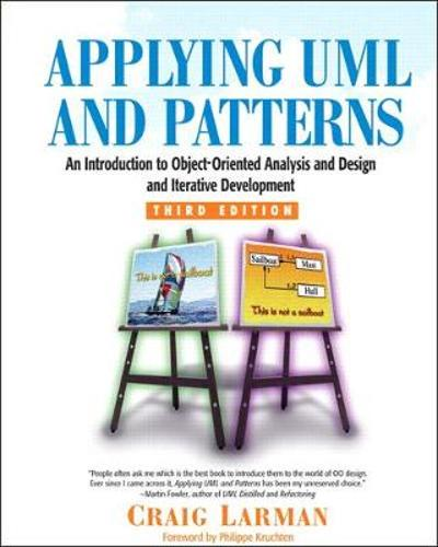 Applying UML and Patterns - Craig Larman