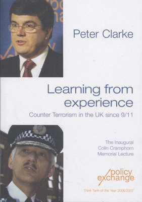 Learning from Experience - Peter Clarke
