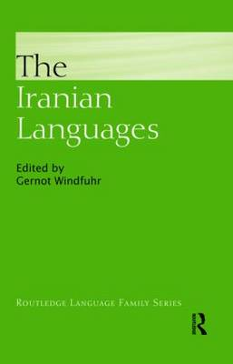 The Iranian Languages - Gernot L. Windfuhr
