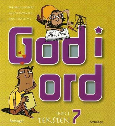 God i ord 7 - Barbro Lundberg