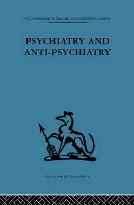 Psychiatry and Anti-Psychiatry - David Cooper
