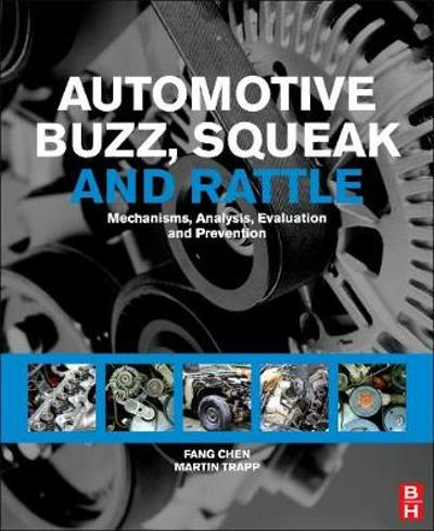 Automotive Buzz, Squeak and Rattle - Martin Trapp