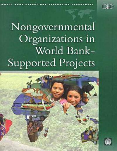 Nongovernmental Organizations in World Bank-supported Projects - World Bank