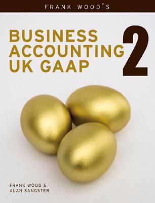 Business Accounting UK GAAP - Alan Sangster