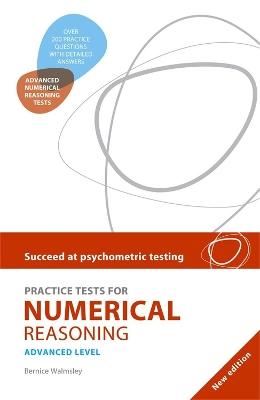 Succeed at Psychometric Testing - Bernice Walmsley - Paperback