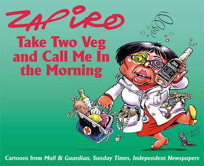 Take Two Veg and Call Me in the Morning - Zapiro