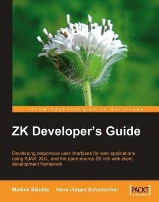 ZK Developer's Guide - Jurgen Schumacher