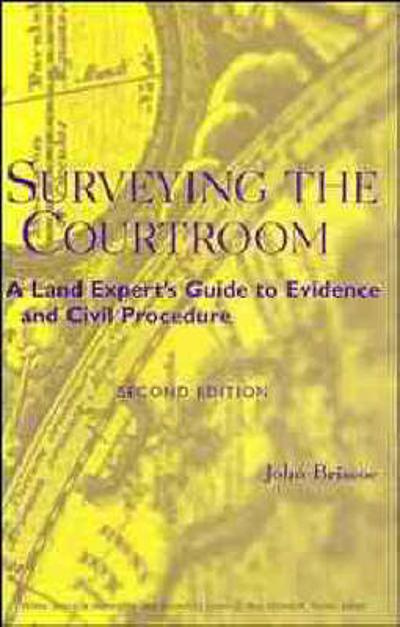 Surveying the Courtroom - John Briscoe