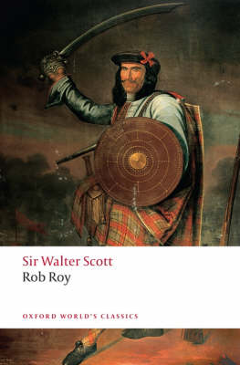 Rob Roy - Sir Walter, Scott
