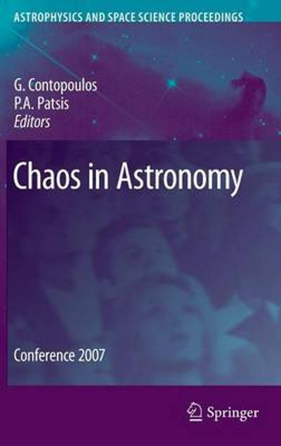 Chaos in Astronomy - G. Contopoulos