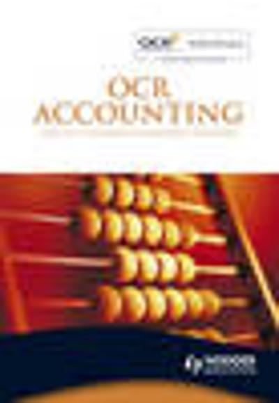 OCR Accounting for AS - Dave Sutton