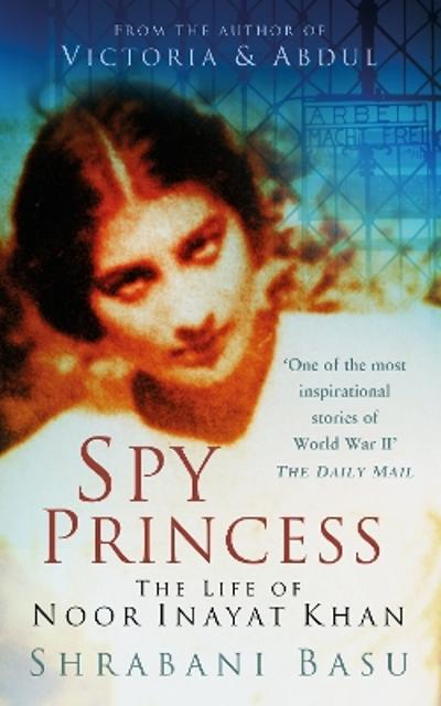 Spy Princess - Shrabani Basu