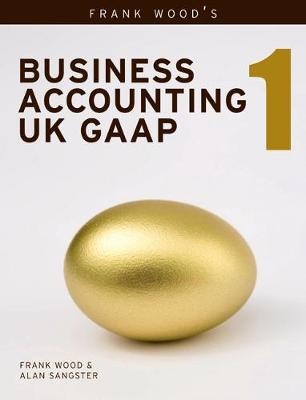 Business Accounting UK GAAP - Frank Wood