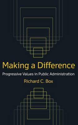 Making a Difference - Richard C. Box