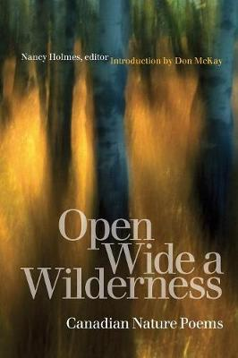 Open Wide a Wilderness - Don McKay