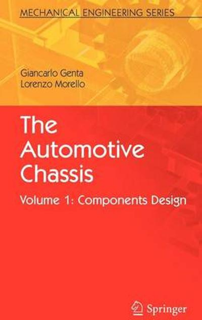 The Automotive Chassis - Giancarlo Genta