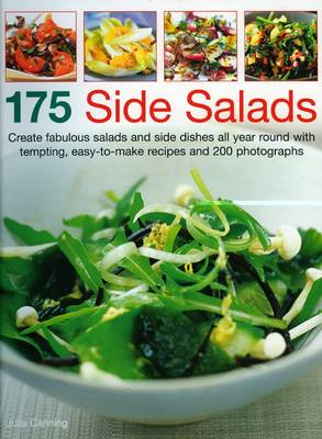 175 Side Salads - Julia Canning