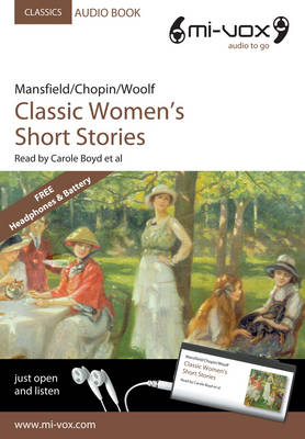 Classic Women's Short Stories - Katherine Mansfield