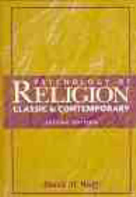 Psychology of Religion - David M. Wulff