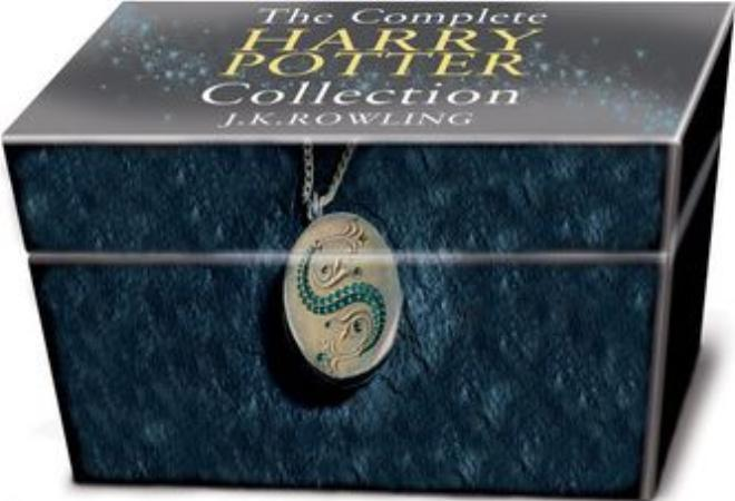 Harry Potter boxed set - J.K. Rowling