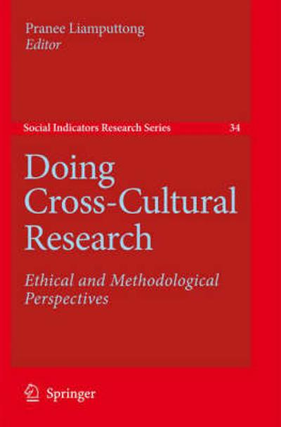 Doing Cross-Cultural Research - Pranee Liamputtong