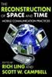 The Reconstruction of Space and Time - Rich Ling Scott W. Campbell