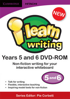 I-learn: Writing Non-fiction Years 5 and 6 DVD-ROM - Rifat Siddiqui