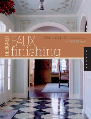 Designer Faux Finishes - Victor DeMasi