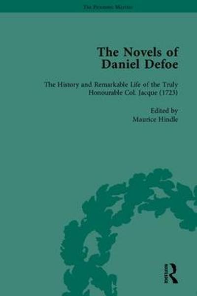 The Novels of Daniel Defoe, Part II - P. N. Furbank