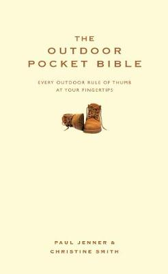 The Outdoor Pocket Bible - Paul Jenner
